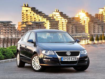 Каркасные шторки на Volkswagen Passat B6 (2005 - 2010)