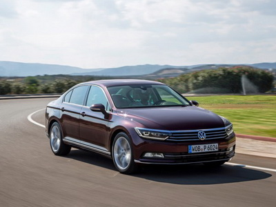 Каркасные шторки на Volkswagen Passat B8 (2014 - 2020)