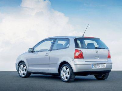 Каркасные шторки на Volkswagen Polo 4 (Купе, 3-дв., с 2001 по 2009)
