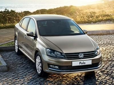 Каркасные шторки на Volkswagen Polo седан