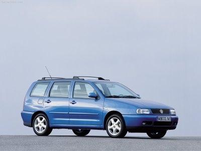 Каркасные шторки на Volkswagen Polo Variant TYP6N (с 1997 по 2001)