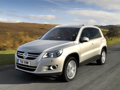 Каркасные шторки на Volkswagen Tiguan 1 (2008 - 2011)