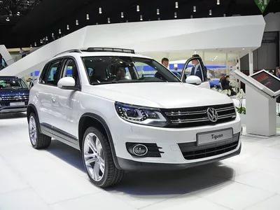 Каркасные шторки на Volkswagen Tiguan 1 рестайлинг (2011 - 2016)