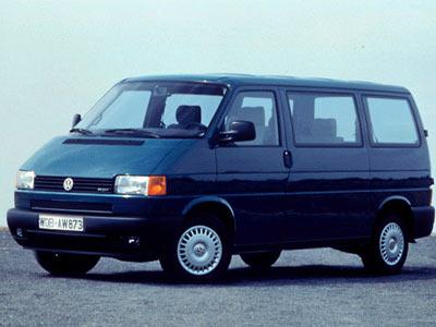 Каркасные шторки на Volkswagen Transporter T4 (1990-2003 г.в.)