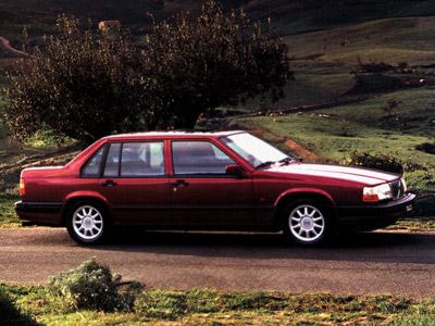 Каркасные шторки на Volvo 940 (с 1990 по 1998)