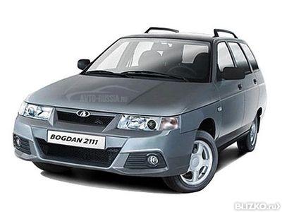 Каркасные шторки на Богдан 2111 (с 2009 по 2012)