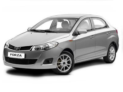 Каркасные шторки на ЗАЗ Forza (с 2011 по н.в.)