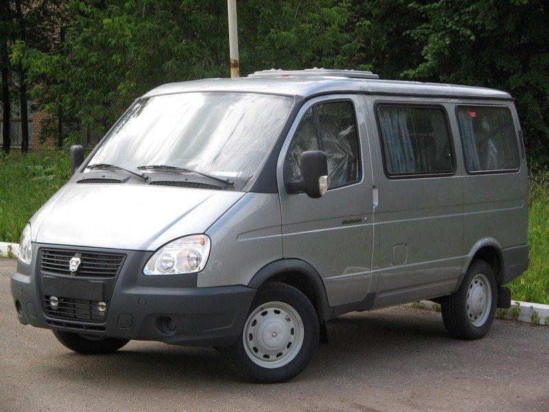 Каркасные шторки на ГАЗ 2217 Баргузин